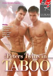 Lukas Ridgeston, Taboo, The Peters Twins